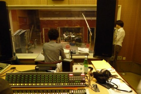 Studio d'enregistrement © Radio France