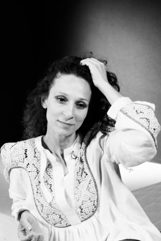 Houda Benyamina - © Delphine Pincet